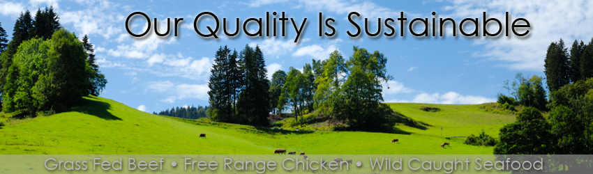 Our quality is sustainable